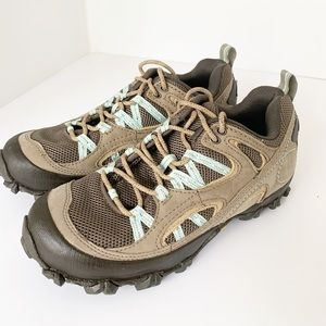Patagonia Drifter Hiking Shoes Vibram Soles Sz 7.5